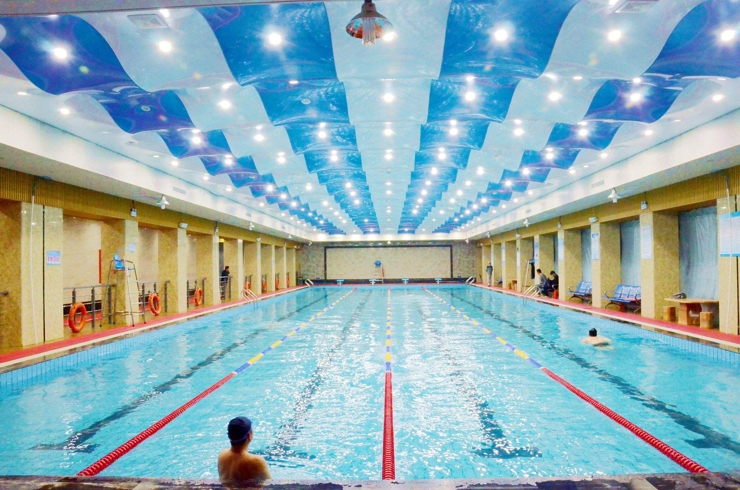 健身游泳馆预算